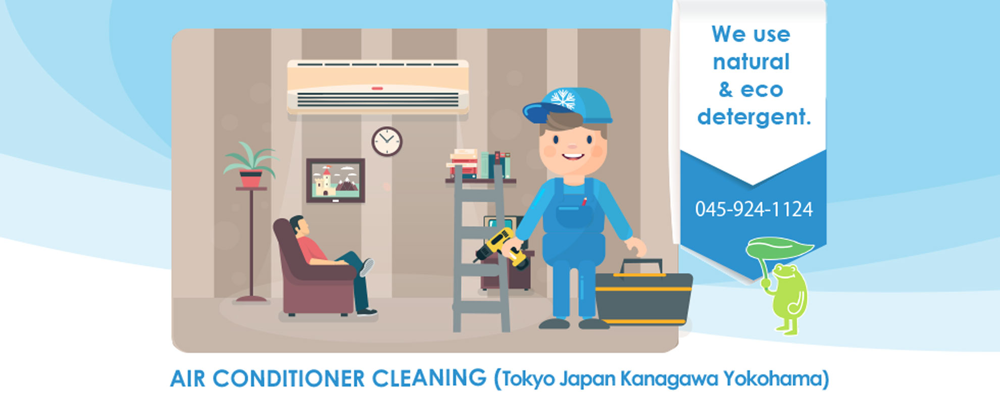 The Total Life is providing air conditioners cleaning service